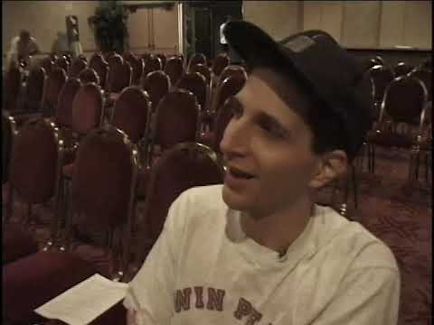 Hacker History Project - The Dark Tangent Interviewed at DEF CON 5 - courtesy of ZDnet