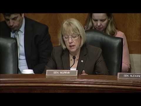 Murray at HELP Hearing: GOP Again Defending Big Corporations with Opposition to NLRB Rule