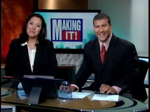Power of Partnerships - THE MAKING IT! TV SHOW