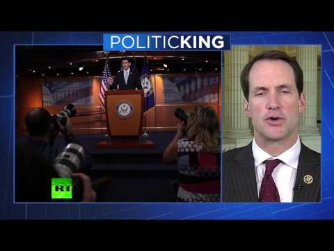 'New Democrat Coalition' chairman Rep. Himes explains new congressional bloc