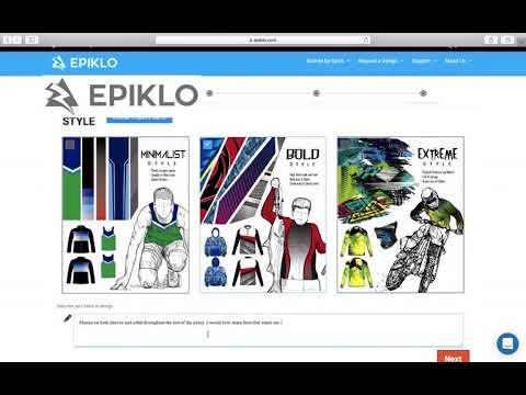 How To Build A Custom Epiklo Design!