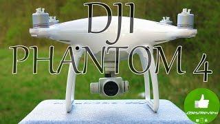 ✔ dji phantom 4 - Честный Обзор от Владельца. Часть 1