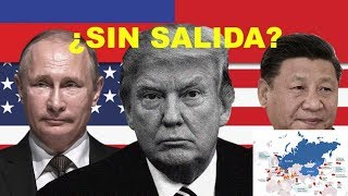 LOS ESTADOS UNIDOS RODEAN A RUSIA Y A CHINA