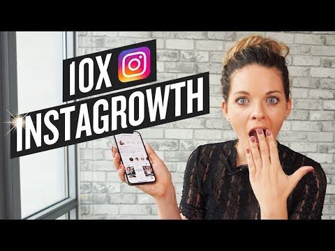 HOW TO GROW ON INSTAGRAM WITHOUT POSTING
