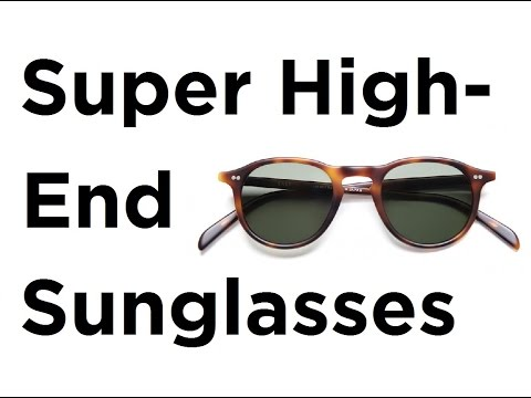 Salt Optics Sunglasses Review! Super High End Sunglasses!