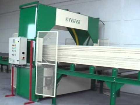 FEIFER s. r. o. - EXP-H2600 RONDO - horizontal stretch wrapping machine