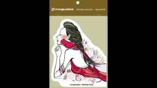 オレンジペコー セカンドアルバム「Modern Lights」収録(2003年発売) ...