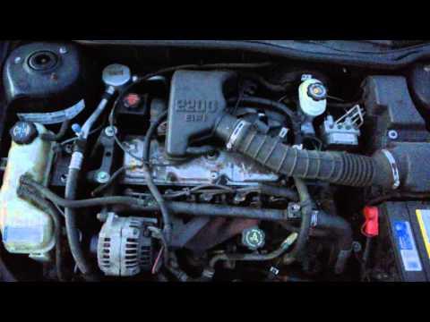 2001 Cavalier 2200 SFI Engine