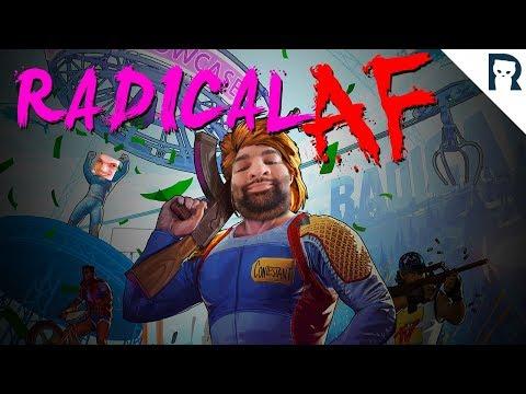 RADICAL AF  Lirik Stream Highlights #69