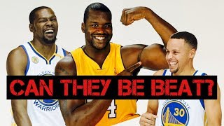 The One Team Who Could BEAT The WARRIORS... Sorry Shaq