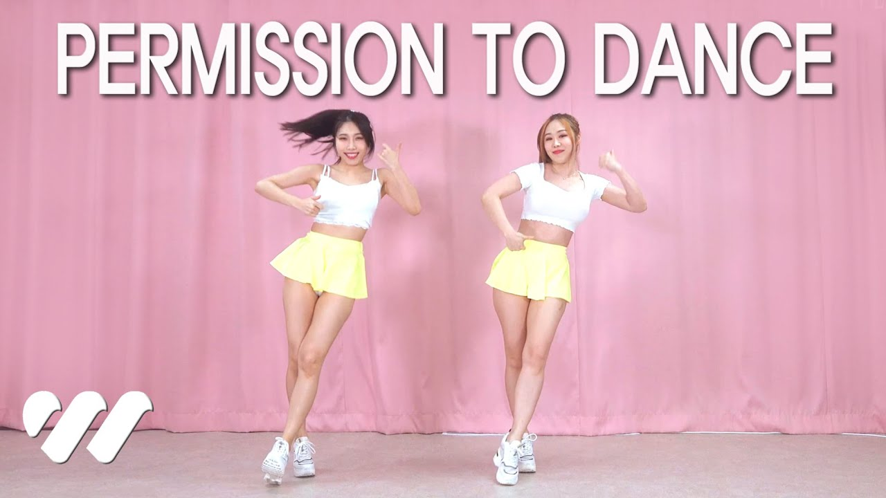 BTS (방탄소년단) 'Permission to Dance' Dance Cover Waveya 웨이브야