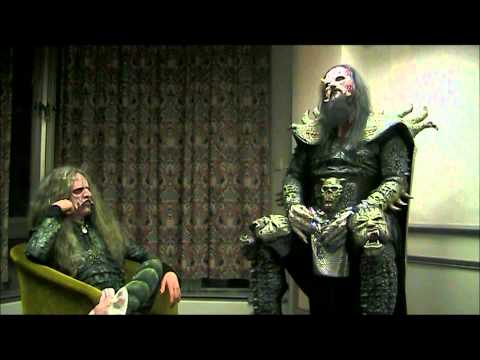 LORDI - Interview with Mr Lordi and Mana
