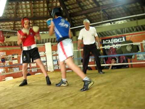 Campeonato Municipal Luva de Prata - BOXE - SEMEL ...