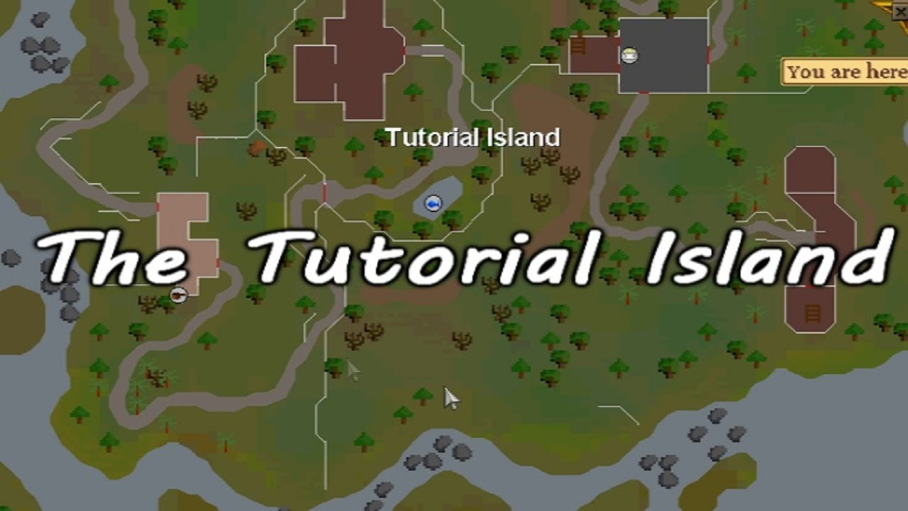 RuneScape Bug Abuse - The Tutorial Island - YouTube