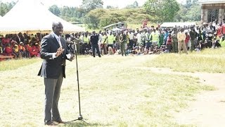 DP William Ruto firm on 2022 ambitions