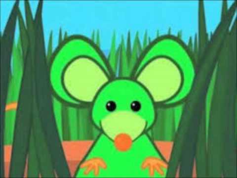 Musique une souris verte qui fumer de l 39 herbe youtube - Une souris verte singe ...