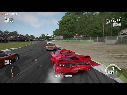 Forza Motorsport 7 en 4K 60fps sur Xbox One X - 06