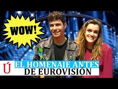 Bombazo: el homenaje a Alfred y Amaia que reunirá a artistas tras Operación Triunfo, Eurovisión 2018