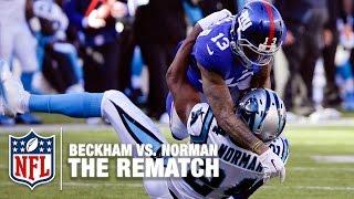 Odell Beckham Jr. vs. Josh Norman | Redskins vs. Giants | Move the Sticks | NFL