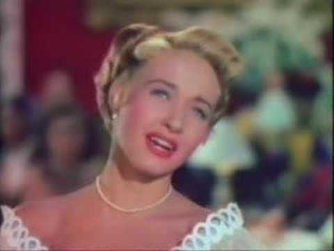 Jane Powell - Quando men vo - La Boheme - Romance Carioca