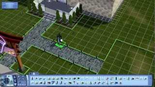 Les Sims 3 Showtime - Construction d'une discothèque/bar/restaurant/hôtel (partie 1)