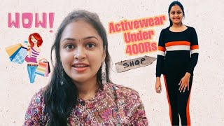 Activewear For Just 400Rs || Best Outfits For Gym,Yoga || HEAVENLY HOMEMADE