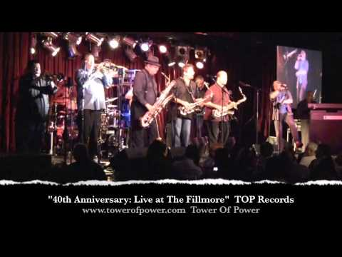 """The Pace Report: """"Hornfully Delightful"""" The Tower of Power Interview"""