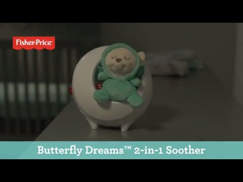 Butterfly Dreams™ 2-in-1 Soother | Fisher-Price