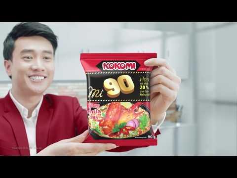Tổng hợp quảng cáo mì KOKOMI