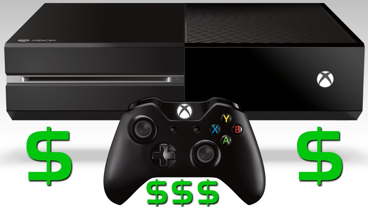 How Much Should Xbox One Cost Youtube