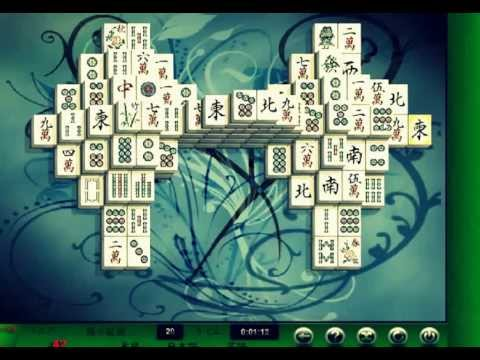 Mahjong Solitaire - Classic Solitaire - YouTube