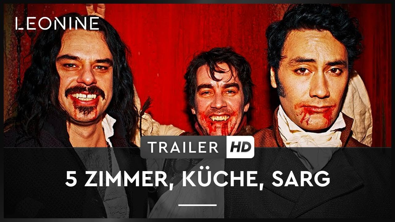 5 Zimmer Küche Sarg Trailer English 5 Zimmer, Küche, Sarg - Trailer (deutsch/german) - Youtube