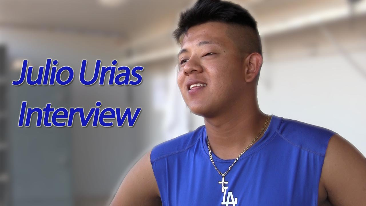 julio urias interview the young lefty talks about his