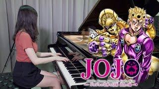 JoJo Golden Wind OP2 - Traitor's Requiem / Diavolo Ver. - Ru's Piano