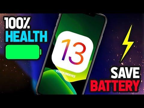 Top 30+ iOS 13 iPhone Charging Tips: Get 100% Battery Health!! (Best Tricks)
