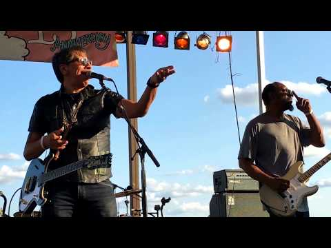 Wolfmanhattan Project at South Street Seaport, New York 9/10/2017