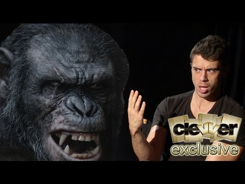 Toby Kebbell On Playing Koba In Apes & Warcraft Role
