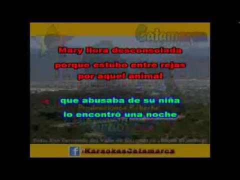 Cachumba   En libertad  ( karaoke )  (PRODUCCIONES ROBERTO)