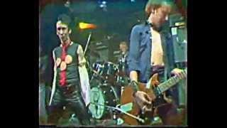 Dead Boys - Sonic Reducer - live