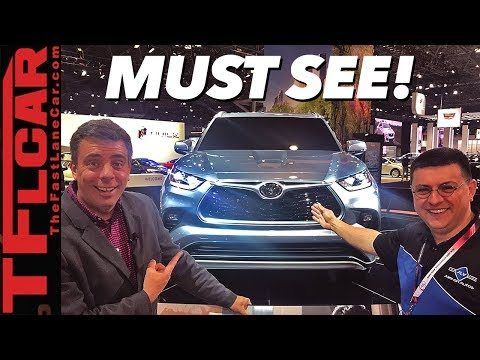 These Are The Best Cars Of The 2019 New York International Auto Show!