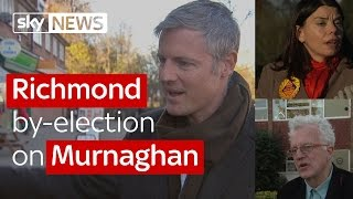 Richmond Park by-election on Murnaghan
