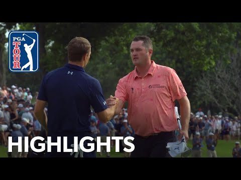 Highlights   Round 4   Charles Schwab   2021