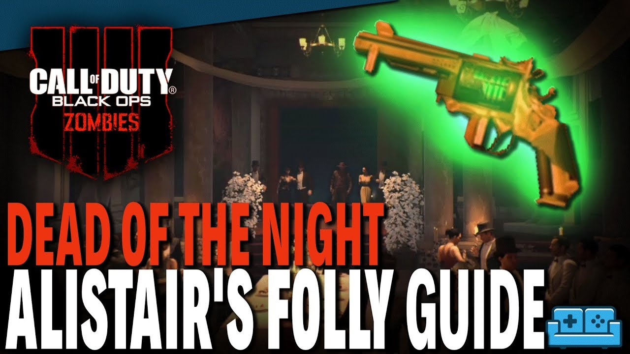 Black Ops 4 Zombies: Dead of the Night - How To Unlock