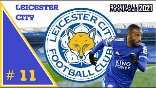 Welcome back to my football manager 2021 series with leicester city and we need talk.our form is atrocious i am struggling the yo...