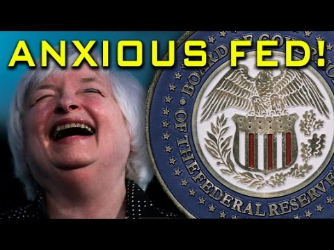 Anxious Fed! Rates, Gold & Silver May Rise Sooner Than Expected