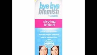 Bye Bye Blemish Drying Lotion for Acne 1 Ounce