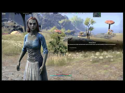 ESO   Ancestral Tomb Search   Part 4   Vvaardenfell Roaming   Ashalmawia delve   2017 08 05 11 29 00