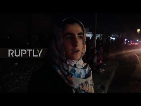 Iraq: Erbil student recounts deadly earthquake