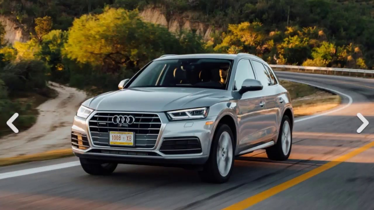 2019 Audi Q5 Review 2019 Audi Q5 Black Edition 2019 Audi Q5