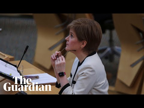 Nicola Sturgeon expected to outline plan for return to school in Scotland – watch live